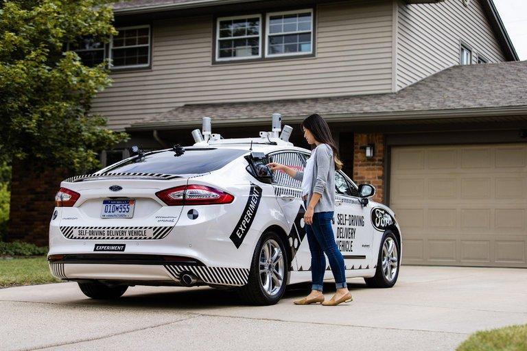Xe tự lái mang tiềm năng kinh tế cao - Ảnh 3.