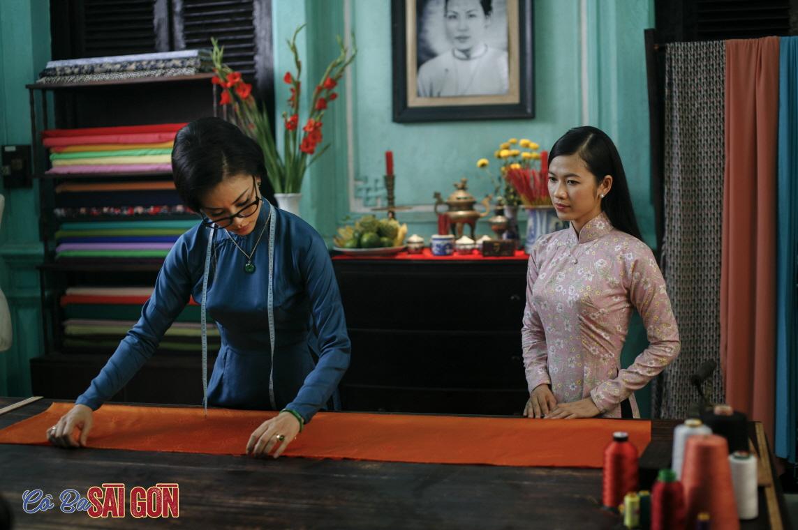 Cô Ba Sài Gòn đến Liên hoan phim quốc tế Busan 2017 - Ảnh 1.