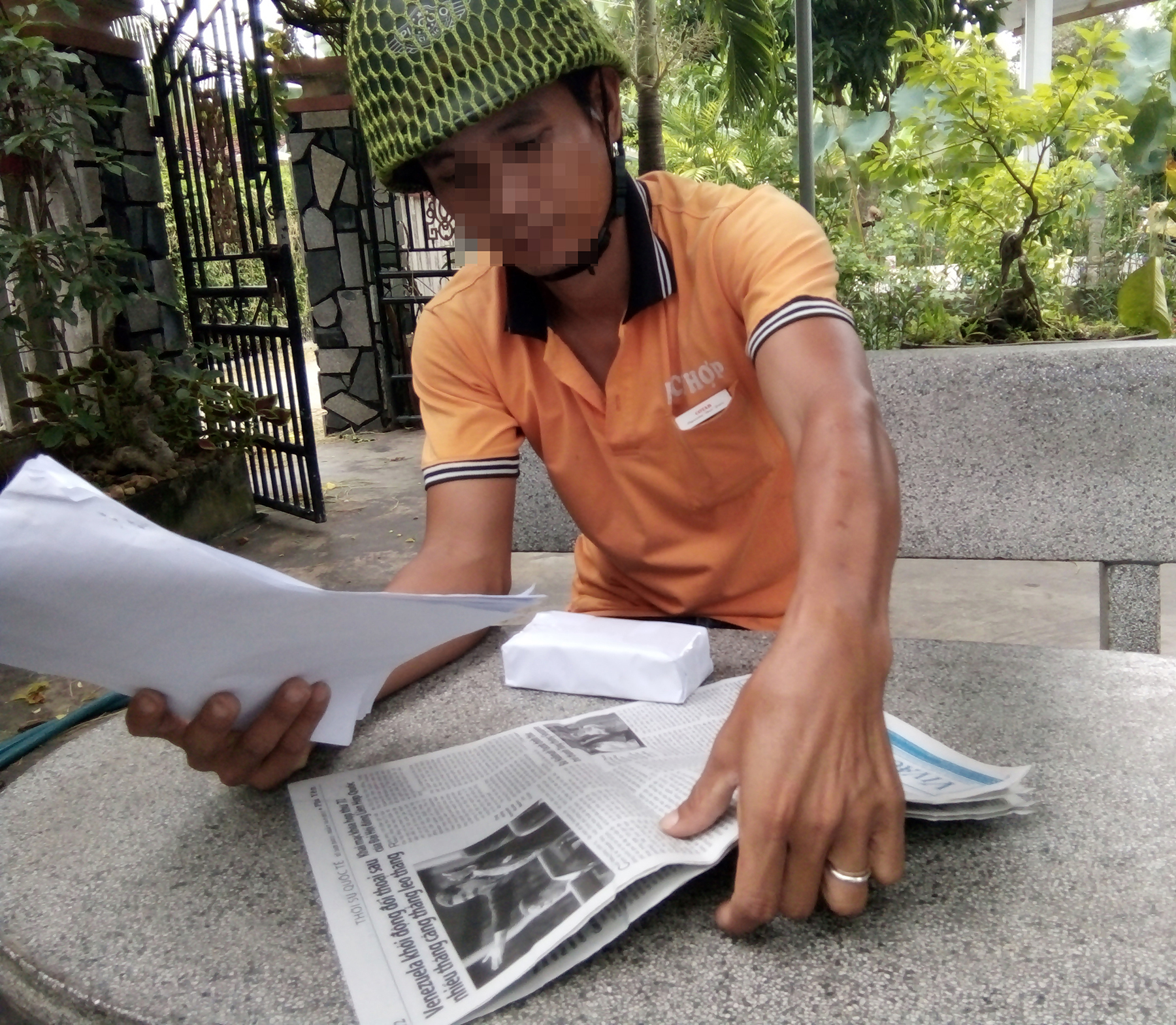 Nhà báo Kim Thủy bị khủng bố bằng đôla âm phủ - Ảnh 2.