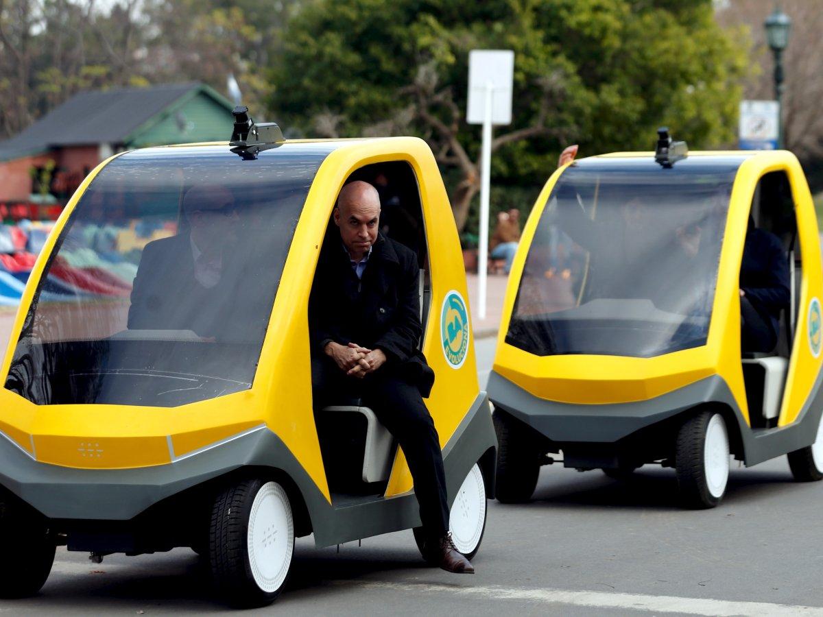 Xe tự lái mang tiềm năng kinh tế cao - Ảnh 2.