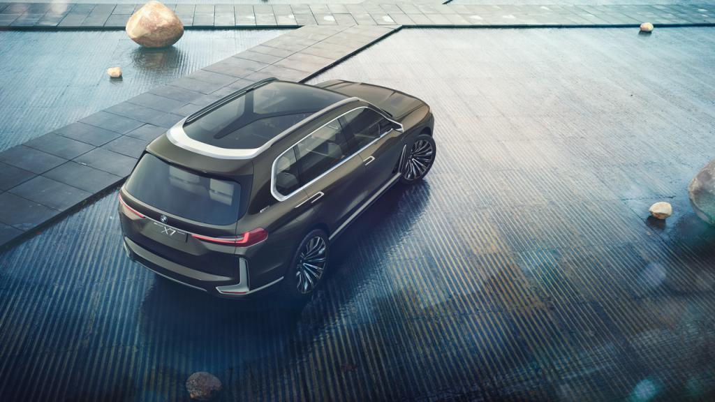 Ngắm BMW X7 iPerformance tại triển lãm Frankfurt: rộng rãi và tinh tế - Ảnh 5.