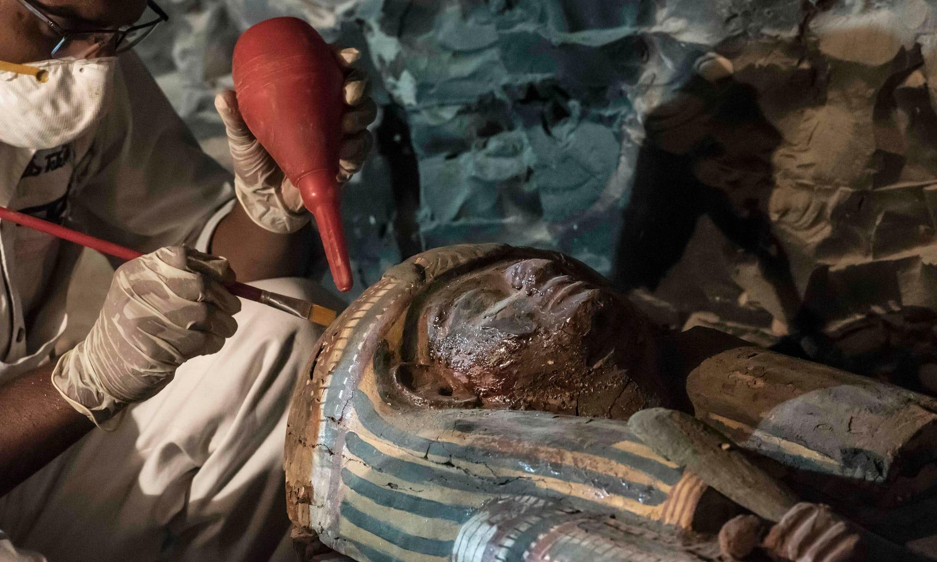 Phát hiện kho báu 3.500 năm ở Ai Cập - Ảnh 2.
