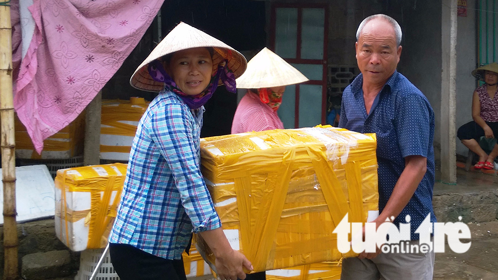 Hà Tĩnh sơ tán hơn 47.000 người trước bão số 10 - ảnh 1