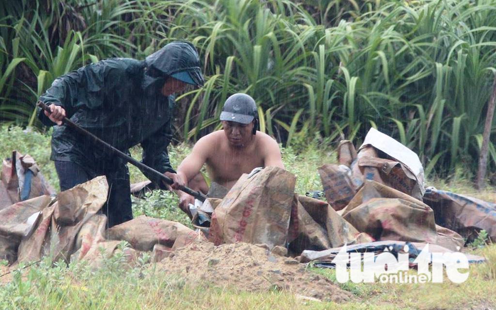 Hà Tĩnh sơ tán hơn 47.000 người trước bão số 10 - ảnh 2