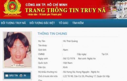 Phóng viên đầu thú nói không hề biết bị truy nã 18 năm - Ảnh 1.