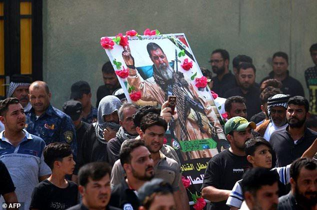 Huyền thoại bắn tỉa khủng bố ở Iraq tử trận - Ảnh 1.