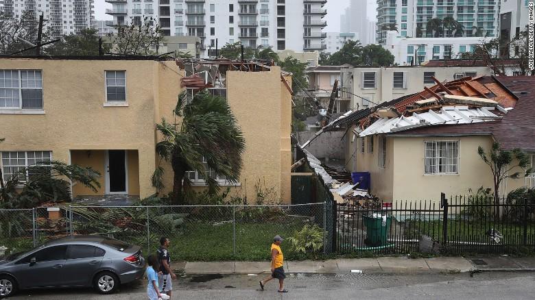 Bão Irma trút cơn thịnh nộ xuống Florida - Ảnh 5.