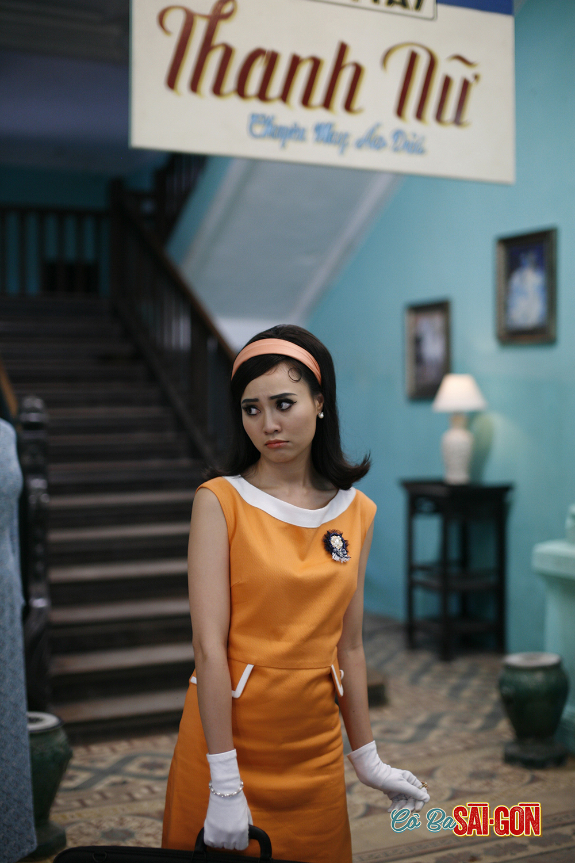 Ngô Thanh Vân tát Ninh Dương Lan Ngọc trong teaser Cô Ba Sài Gòn - Ảnh 2.