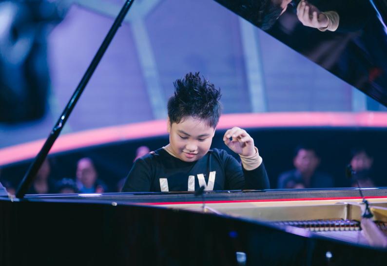 Thần đồng âm nhạc và món quà âm nhạc cổ điển từ tương lai - Ảnh 12.