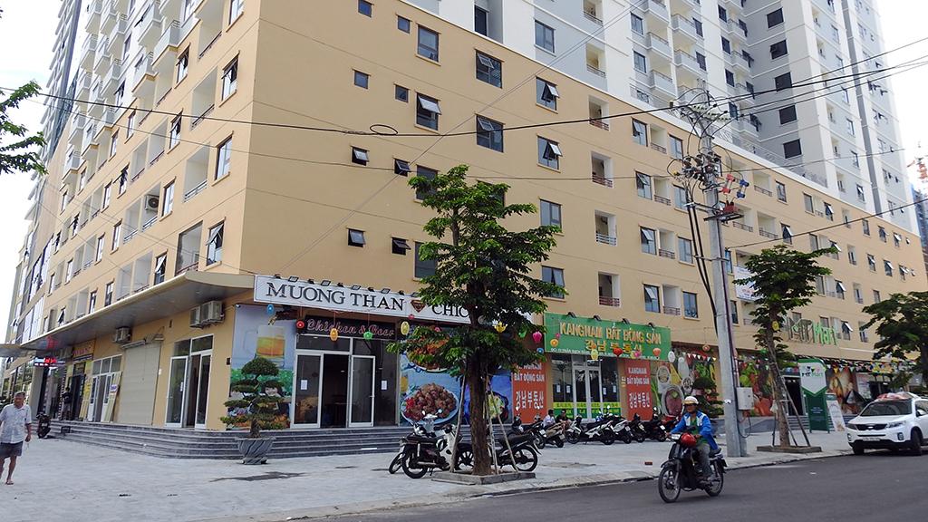 Đà Nẵng vẫn treo sai phạm tại dự án Mường Thanh 38 tầng - Ảnh 1.
