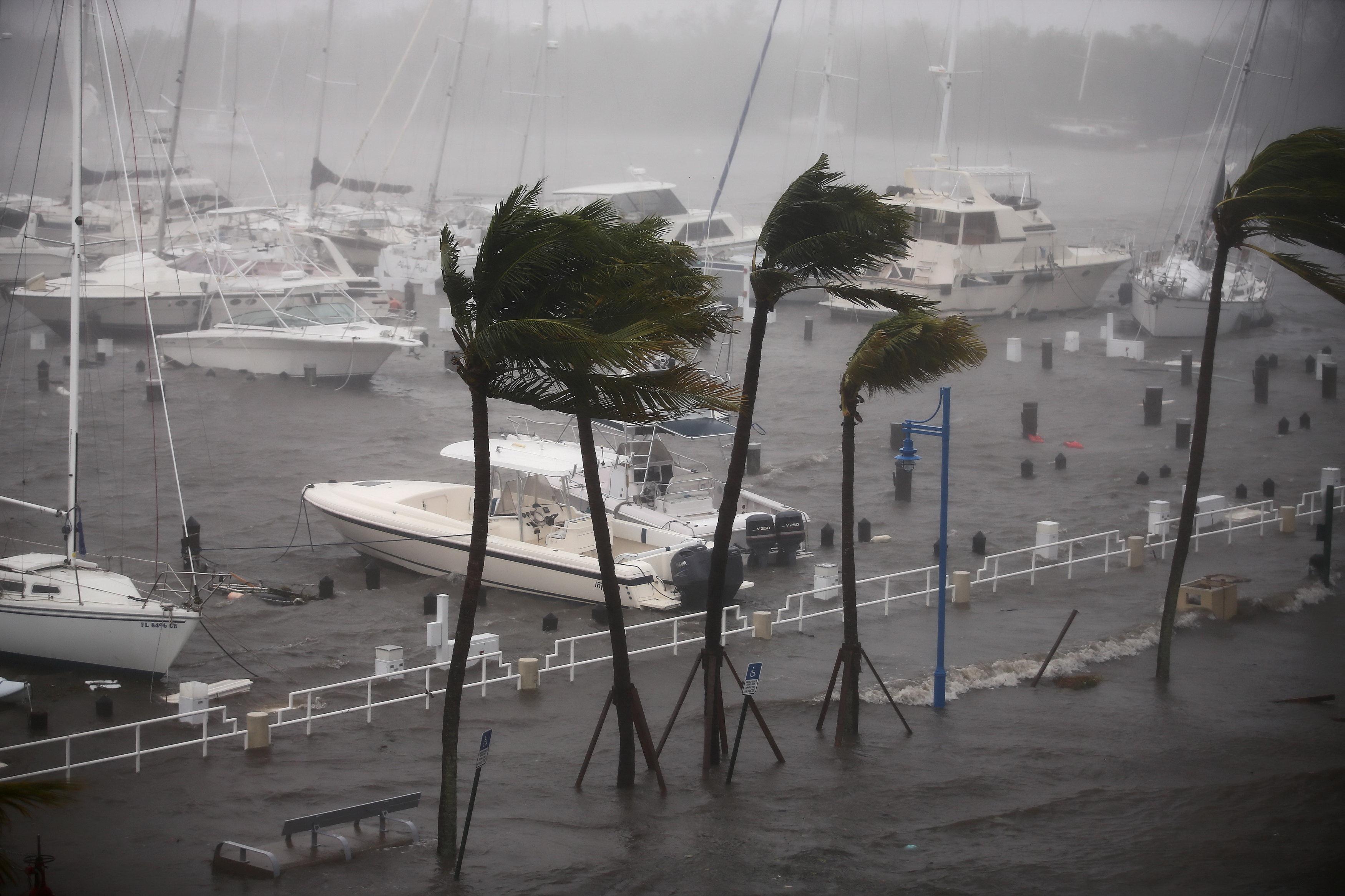 Biến đổi khí hậu khiến các cơn bão tồi tệ hơn ra sao? - Ảnh 1.