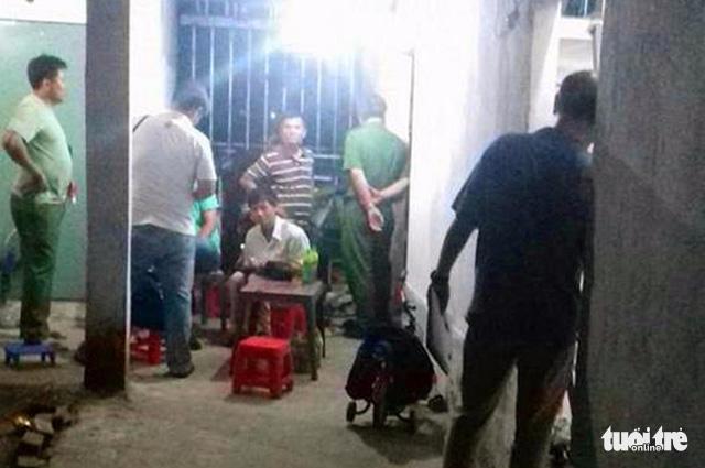 Một phụ nữ khuyết tật bị sát hại trong đêm - Ảnh 1.
