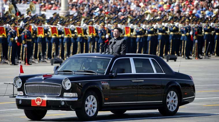 Khi Hồng Kỳ - xe hơi sang chở lãnh đạo Trung Quốc - lép vế trước BMW, Audi... - Ảnh 6.