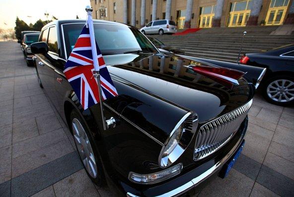 Khi Hồng Kỳ - xe hơi sang chở lãnh đạo Trung Quốc - lép vế trước BMW, Audi... - Ảnh 7.