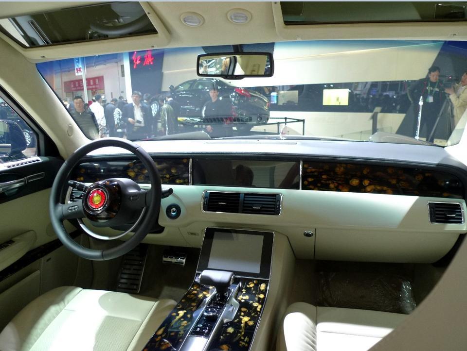 Khi Hồng Kỳ - xe hơi sang chở lãnh đạo Trung Quốc - lép vế trước BMW, Audi... - Ảnh 9.