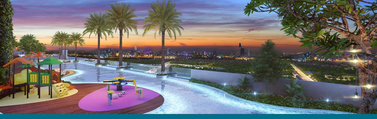 River Panorama: Mang tiện ích resort hạng sang về nhà - Ảnh 10.