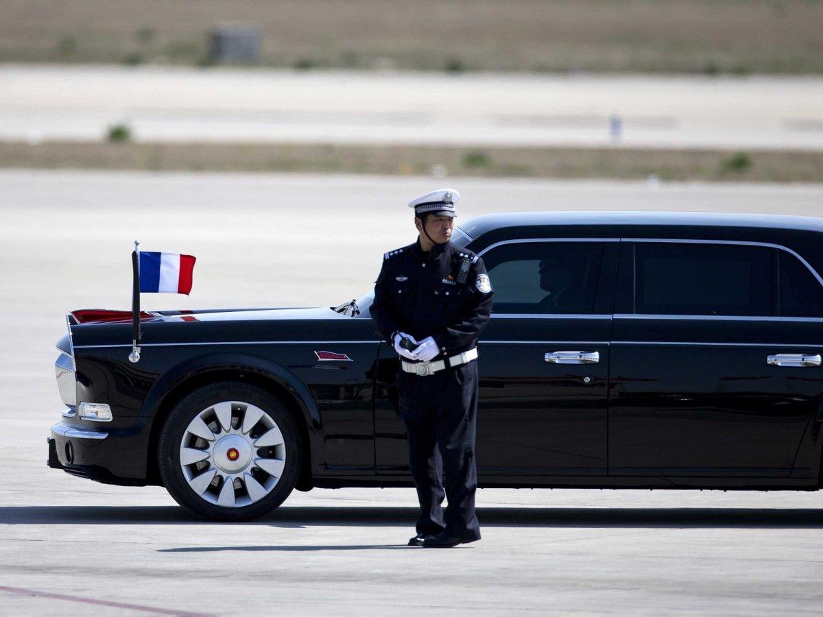 Khi Hồng Kỳ - xe hơi sang chở lãnh đạo Trung Quốc - lép vế trước BMW, Audi... - Ảnh 8.