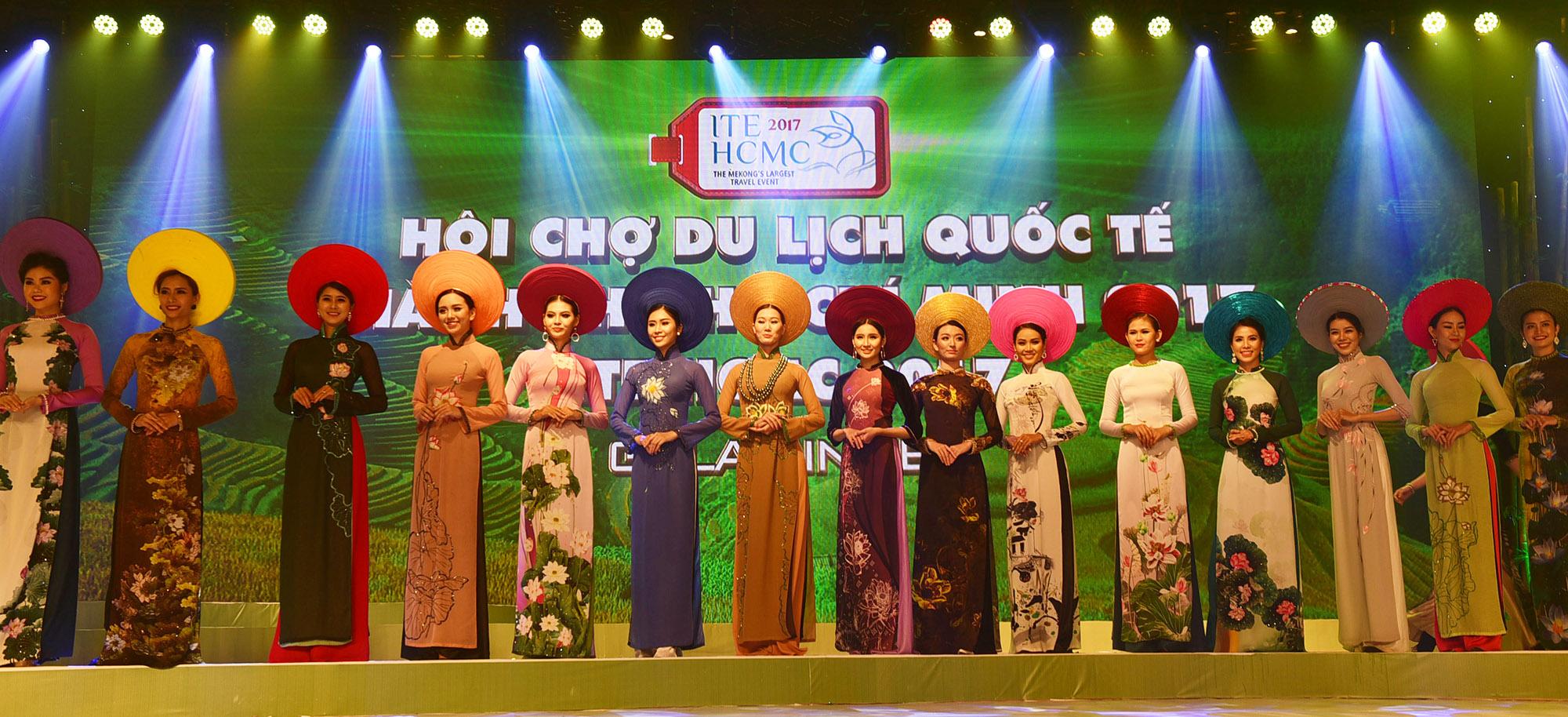 Hội chợ du lịch quốc tế TP.HCM tưng bừng từ 7 đến 9-9 - Ảnh 3.