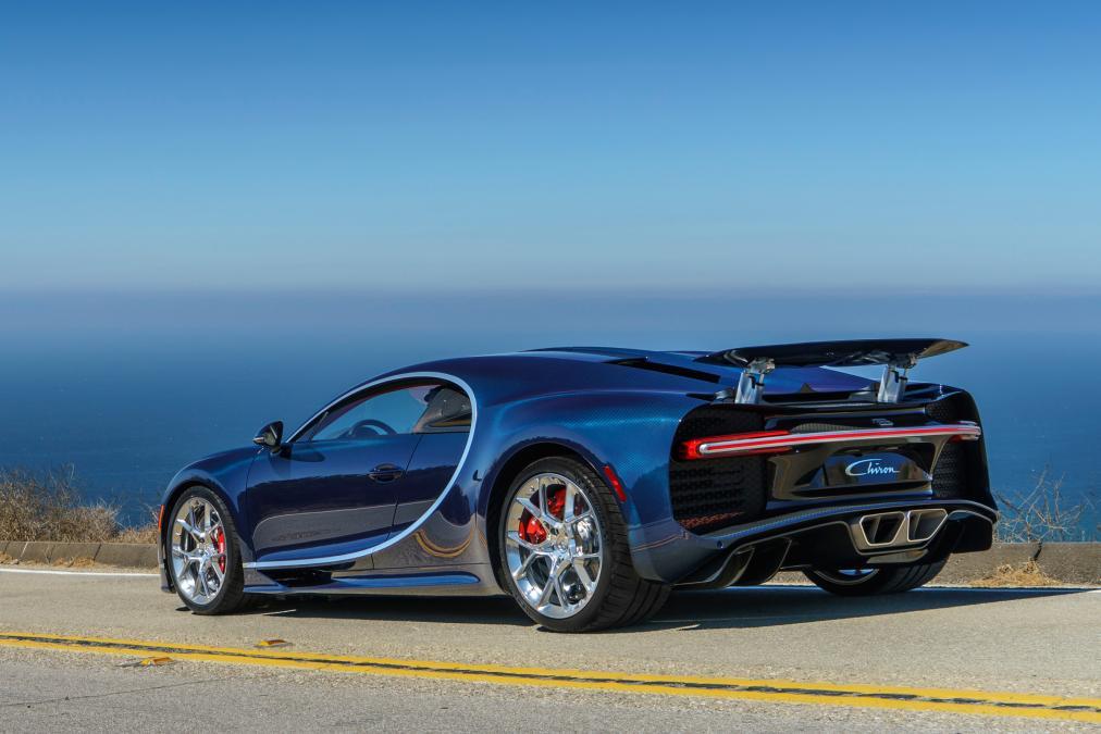 Chỉ 32 giây, Bugatti Chiron tăng tốc từ 0 lên 400km - Ảnh 2.