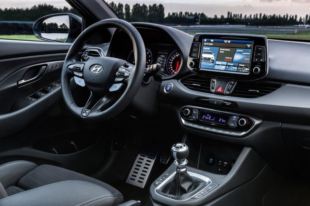 Ngắm i30 N - xe Hyundai đối thủ của Honda Civic - Ảnh 5.