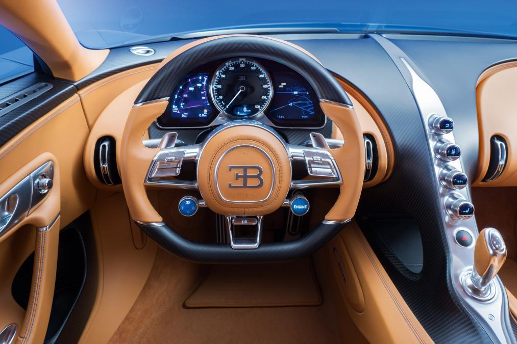 Chỉ 32 giây, Bugatti Chiron tăng tốc từ 0 lên 400km - Ảnh 3.