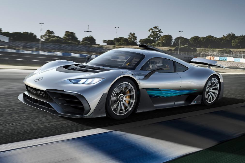 Mercedes ra mắt siêu xe hybrid: khi xe đua thành xe chạy trên phố - Ảnh 2.