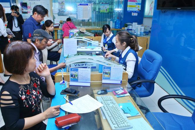 Xài 6 ngày, chủ một số điện thoại phải trả VNPT 1,1 tỉ - Ảnh 1.