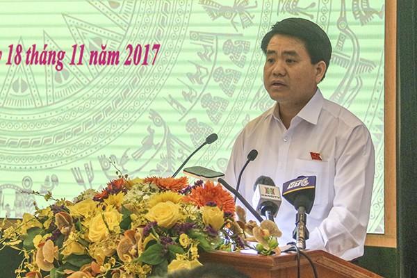 Chủ tịch Hà Nội thúc việc xử lý đơn tố cáo tham nhũng - Ảnh 1.