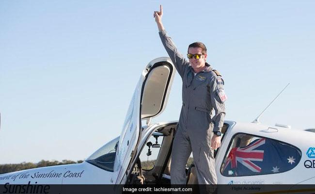 Phi công tuổi teen một mình bay vòng quanh thế giới - Ảnh 1.
