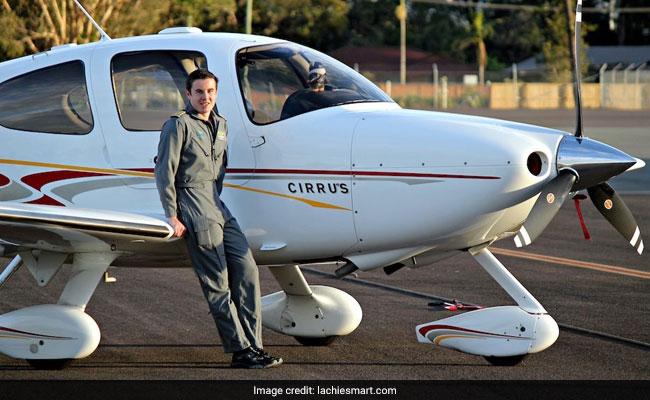 Phi công tuổi teen một mình bay vòng quanh thế giới - Ảnh 2.