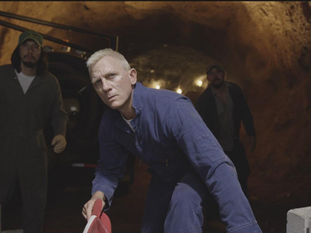 Logan Lucky và cú đột phá đáng tiền của điệp viên 007 Daniel Craig - Ảnh 2.