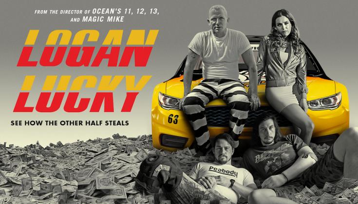 Logan Lucky và cú đột phá đáng tiền của điệp viên 007 Daniel Craig - Ảnh 4.