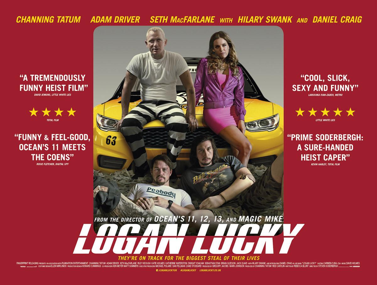 Logan Lucky và cú đột phá đáng tiền của điệp viên 007 Daniel Craig - Ảnh 7.