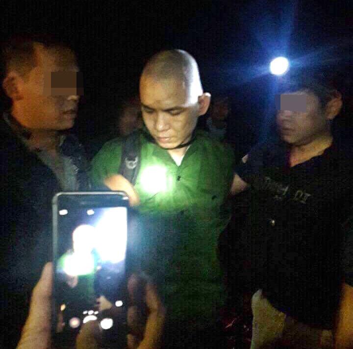Tạm giữ 3 người thân che giấu cho tử tù Nguyễn Văn Tình - Ảnh 1.