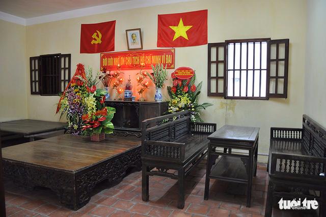 Ngôi nhà đầu tiên đón Bác về Hà Nội năm 1945 - Ảnh 8.