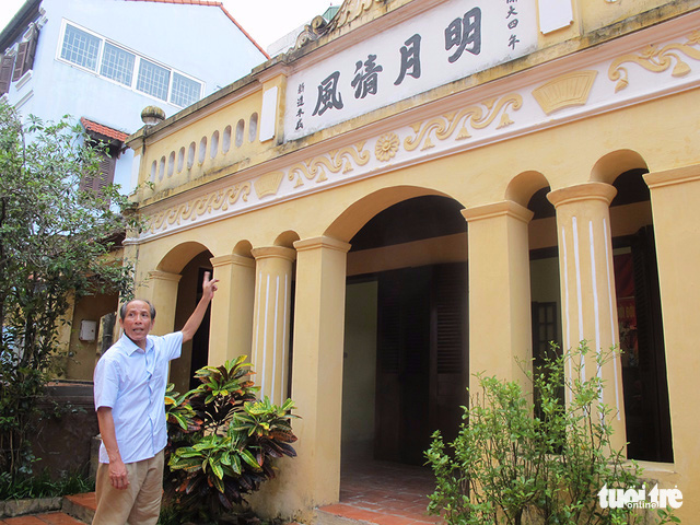 Ngôi nhà đầu tiên đón Bác về Hà Nội năm 1945 - Ảnh 5.