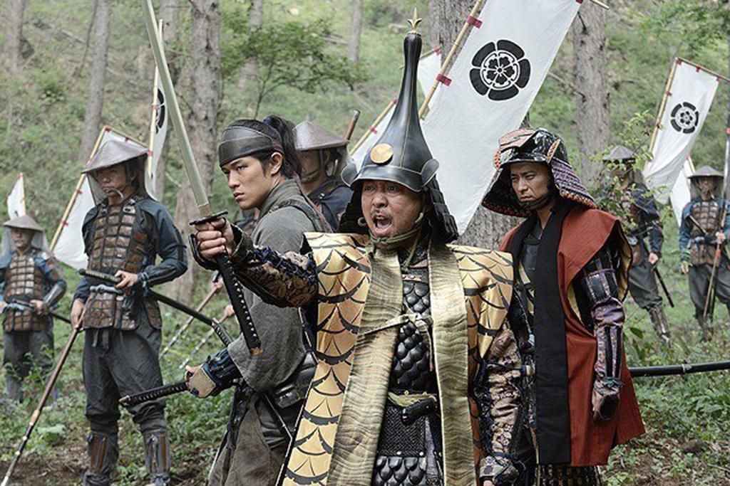 Ninja đối đầu Samurai ra rạp Việt hôm nay - Ảnh 5.