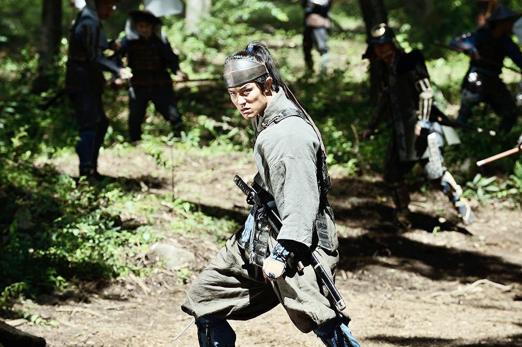 Ninja đối đầu Samurai ra rạp Việt hôm nay - Ảnh 6.