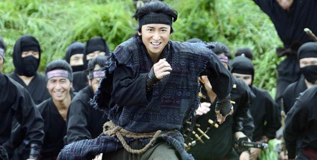 Ninja đối đầu Samurai ra rạp Việt hôm nay - Ảnh 4.