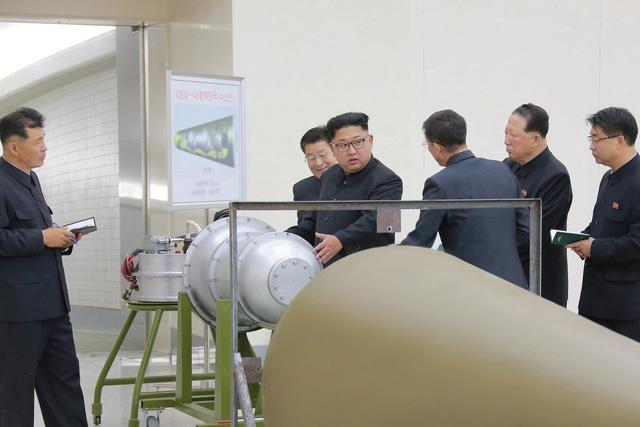 Lo Triều Tiên bán công nghệ hạt nhân cho khủng bố - Ảnh 1.
