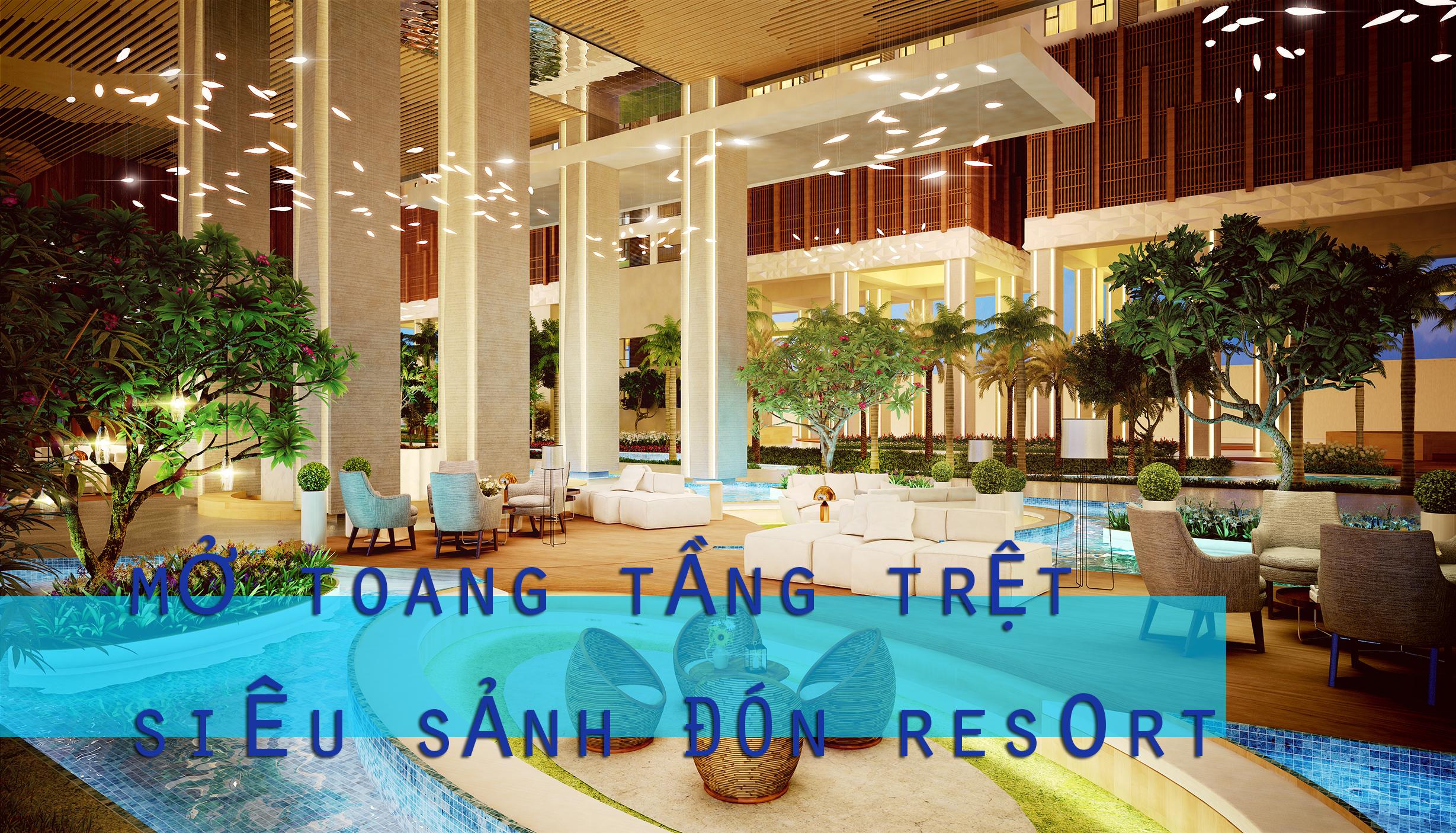 River Panorama: Mang tiện ích resort hạng sang về nhà - Ảnh 4.