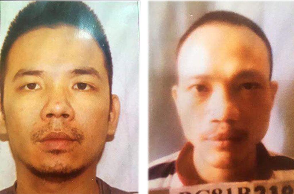 Truy nã khẩn cấp 2 tử tù nguy hiểm trốn thoát khỏi phòng biệt giam