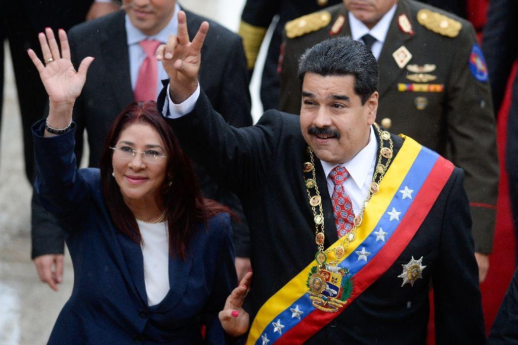 Mỹ sẽ bỏ tù hai người thân tổng thống Venezuela 30 năm - Ảnh 1.