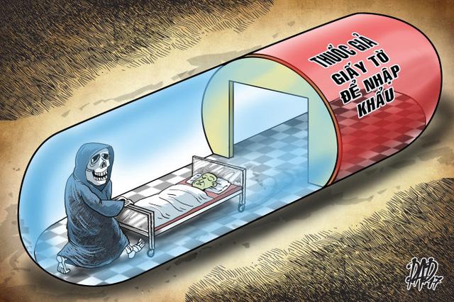 Kháng nghị hủy bản án sơ thẩm vụ VN Pharma - Ảnh 1.