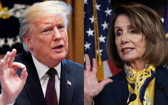 'Cung đấu' Trump – Đảng Dân chủ