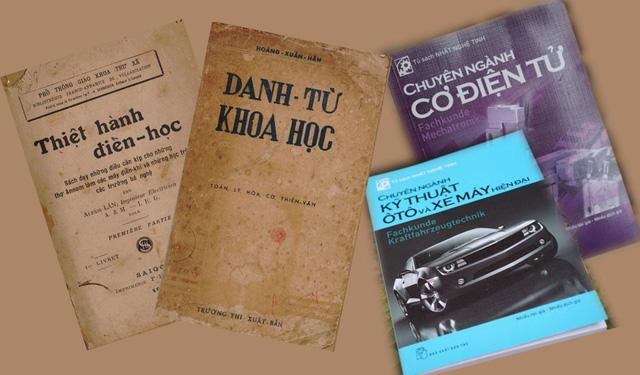 Việt hoá từ chuyên ngành cũng là làm quốc văn hay đẹp hơn lên... - Ảnh 1.