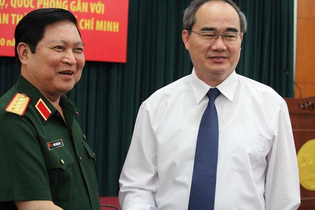 Bộ Quốc phòng sẽ hỗ trợ đất để giảm ùn tắc cho TP.HCM - Ảnh 2.