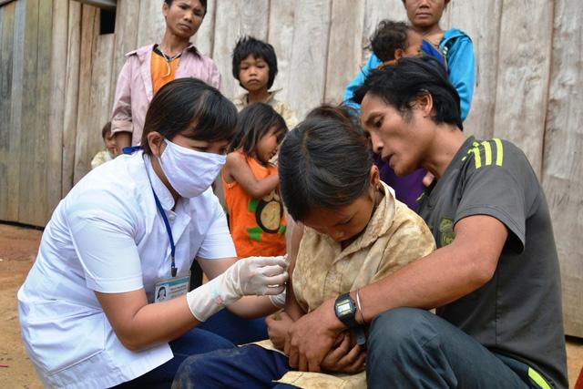 Thêm một ổ dịch bạch hầu ở Quảng Nam, 1 học sinh tử vong - Ảnh 1.