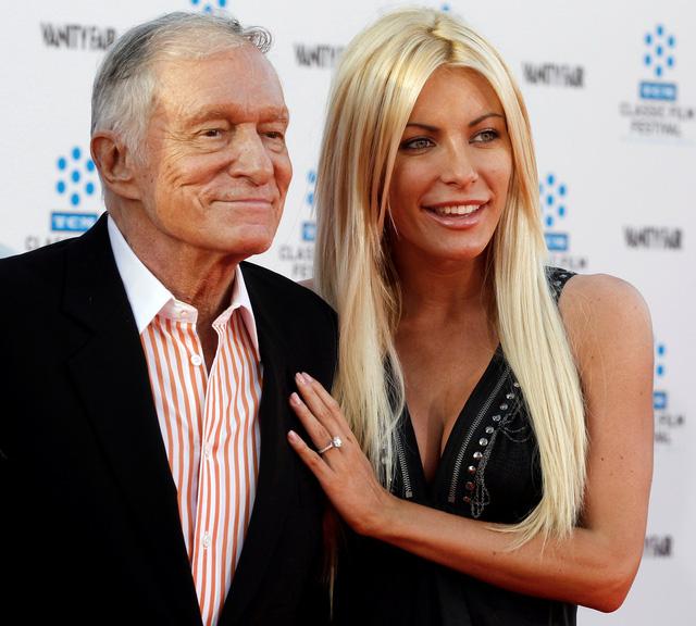 Chân dung ông trùm người đẹp của Playboy - Hugh Hefner - Ảnh 5.
