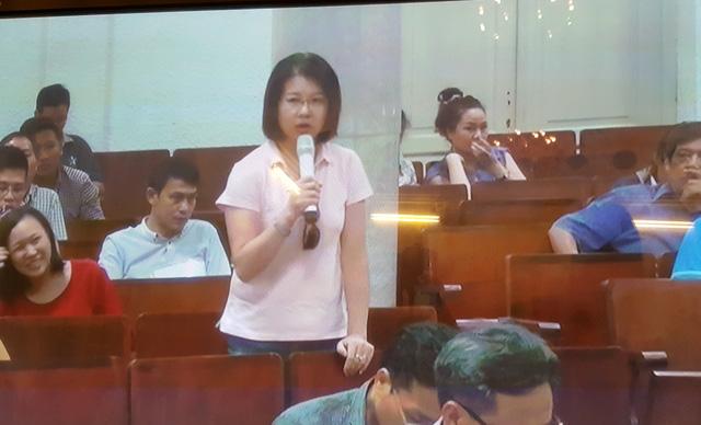 Xét xử cựu đại biểu Quốc hội: bị hại lại đấu luật với luật sư - Ảnh 2.